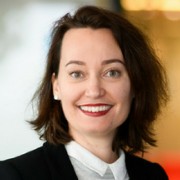 Caroline Nicaise - Head of the Innovation, CSR and Communication