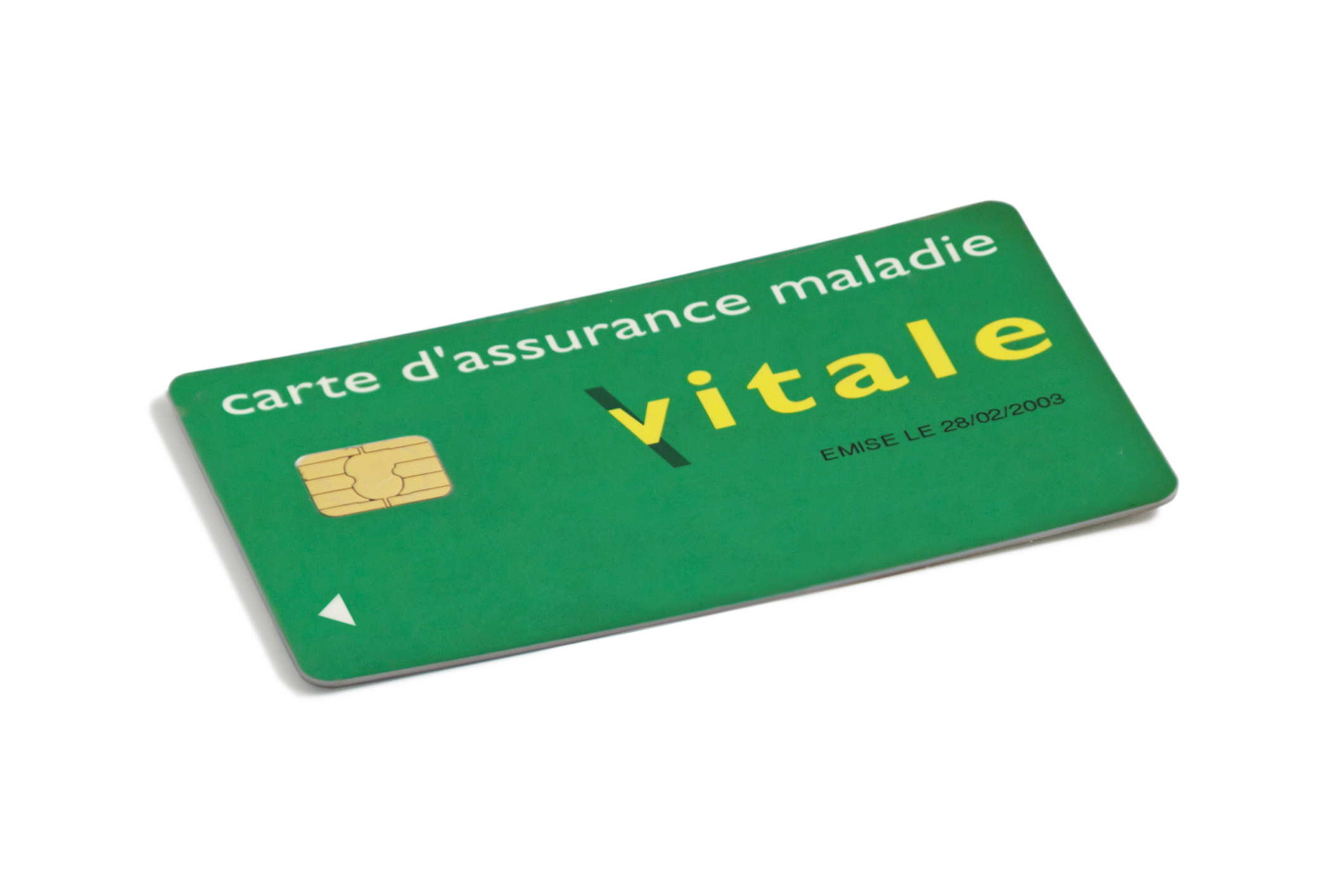 Vers la suppression de la carte vitale